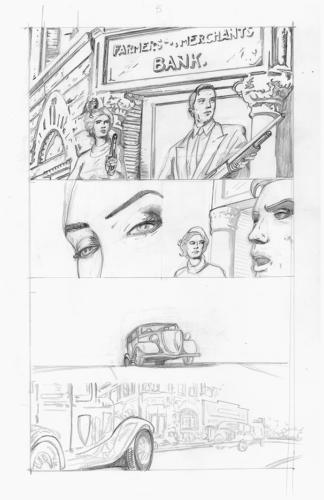 Skulldigger's Hill Rough Pencil Sequentials p.4